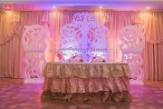 Ажурная свадебная стеночка Ширма