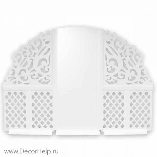 Свадебная стеночка ажурная Президиум ST008